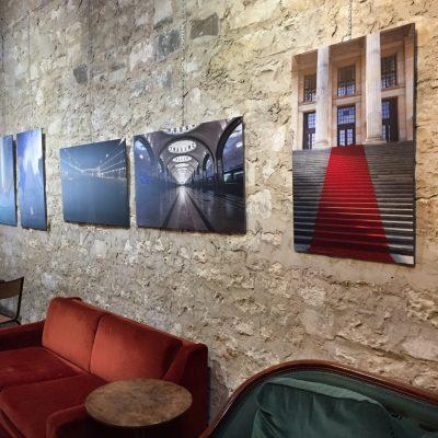 Panneaux exposition photographies