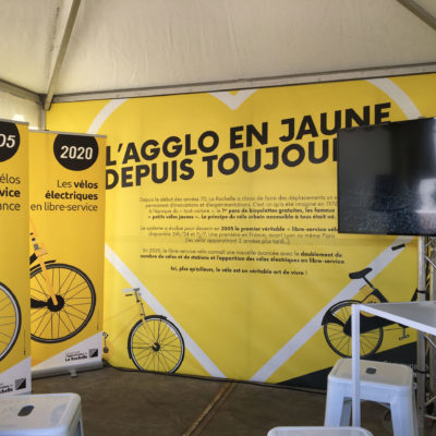 Stand Foire Exposition 2020