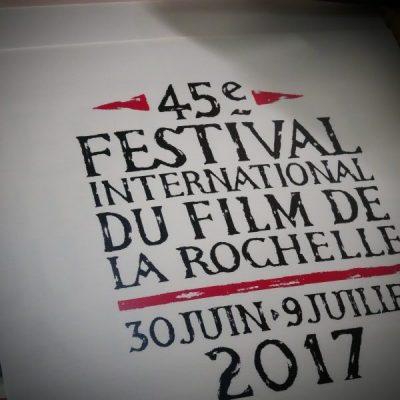 Panneau Signalétique pour le Festival du Film de La Rochelle