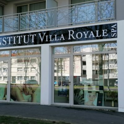 Enseigne Institut Villa Royale